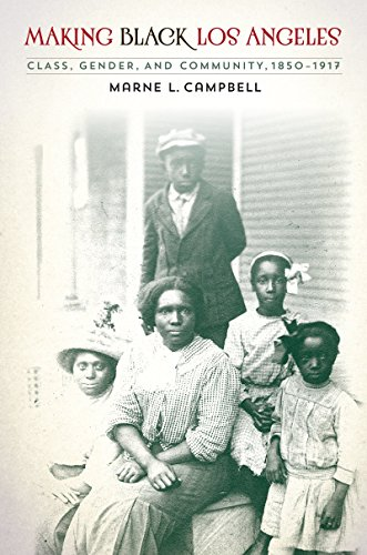 Image for publication on Making Black Los Angeles: Class, Gender, and Community, 1850-1917