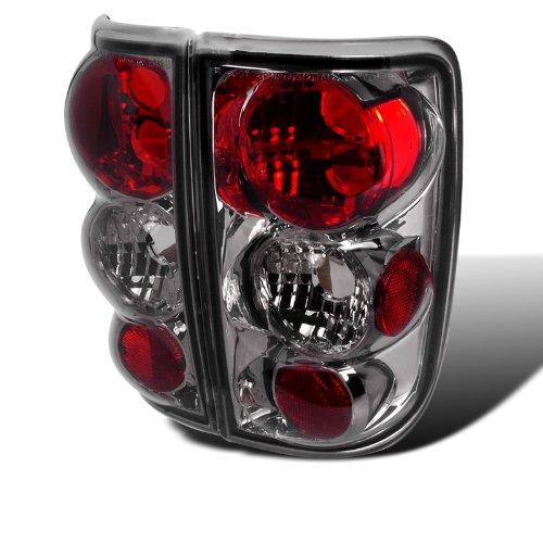 Gmc Blazer/ Jimmy Sl Sle Slt Tail Lights Chrome