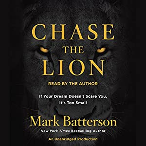 Chase the Lion Audiobook