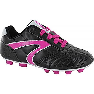 amazoncom starter youth girls pink and black soccer