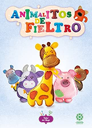 Animalitos de fieltro (Spanish Edition) - Kindle edition by O