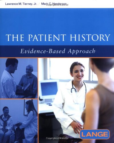 Thread the patient history evidence based approach lange medical