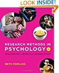 Research Methods in Psychology: Evalu...