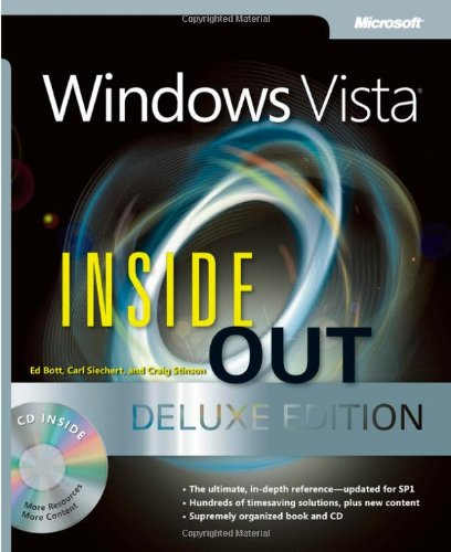 Windows Vista Inside Out Deluxe Edition