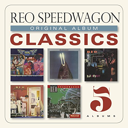 REO Speedwagon - Original Album Classics - Zortam Music