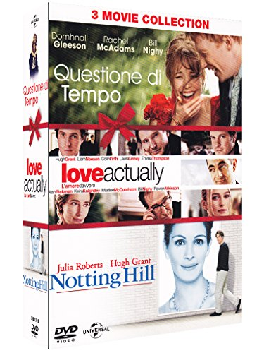 Questione di tempo / Love actually / Notting Hills [3 DVD Box Set] [IT Import mit deutscher Sprache]