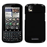 MyBat Motorola Droid Pro Phone Protector Cover - Solid Black