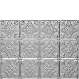 0604 PRINCESS VICTORIA BACKSPLASH - Mill Finish Aluminum