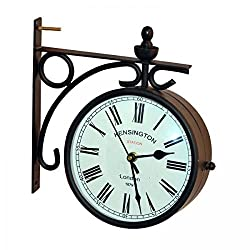 train station double sided clocks decorative wall clocks