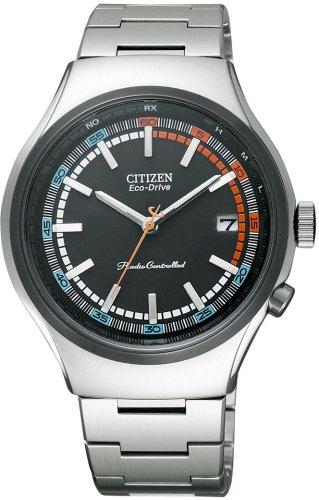 CITIZEN (シチズン) 腕時計 ALTERNA オルタナ Eco-Drive エコ・ドライブ 電波時計 チャレンジタイマースタイル VO10-6601H メンズ