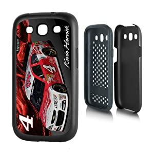 NASCAR Kevin Harvick 4 Budweiser Galaxy S3 Rugged Case by Keyscaper