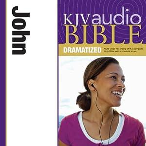 KJV Audio Bible: John (Dramatized) | [Zondervan Bibles]