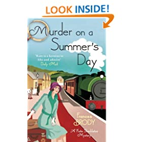 Murder on a Summer's Day: A Kate Shackleton Mystery (Kate Shackleton Mysteries Book 5)