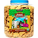 Kirkland Signature Organic Disney Animal Crackers, 64 Ounce