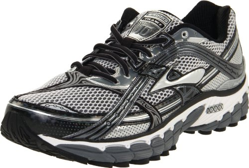 Brooks Men's Trance 10 M Pavement/Silver/Black/White Trainer 1100871D096 8 UK, 9 US