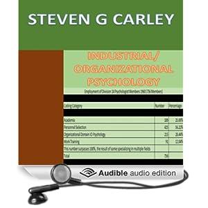 Industrial/Organizational Psychology (Unabridged)