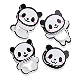 Adorable Panda Cookie Mold Best Food Deco Fondant Sugar Cutter And Stamp Set