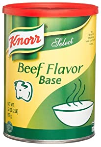 Knorr Beef Flavor Soup Base, Dry, 32-Ounce Units (Pack of 2)