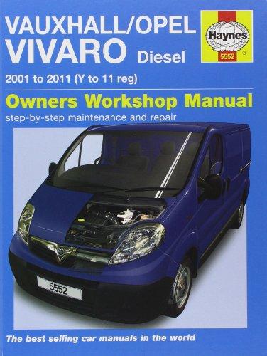 vauxhall-opel-vivaro-diesel-2001-2011-haynes-service-and-repair-manuals