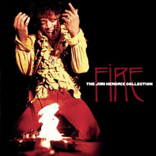 Fire: The Jimi Hendrix Collection artwork