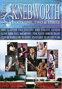 Vol. 1-3-Live at Knebworth