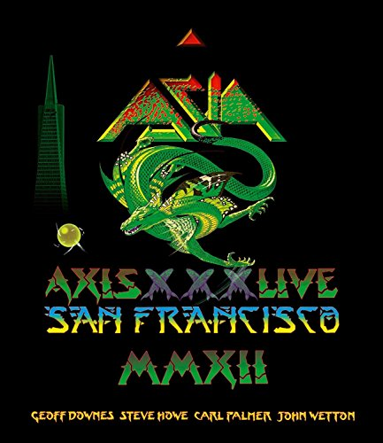 Axis XXX: Live San Francisco [Blu-ray]