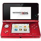Nintendo 3DS - Console, Metallic Reddi Nintendo