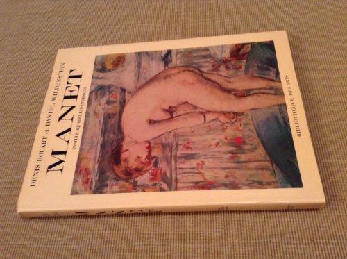 Édouard Manet : Catalogue raisonné