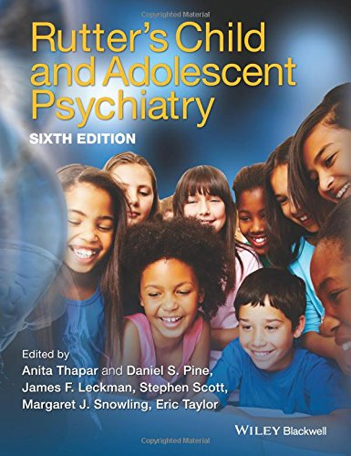 Rutter's Child and Adolescent Psychiatry