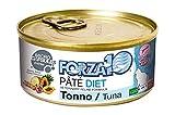フォルツァ10(FORZA10) 猫用缶詰 超低アレルギー パテダイエットツナ 170g フォルツァ10