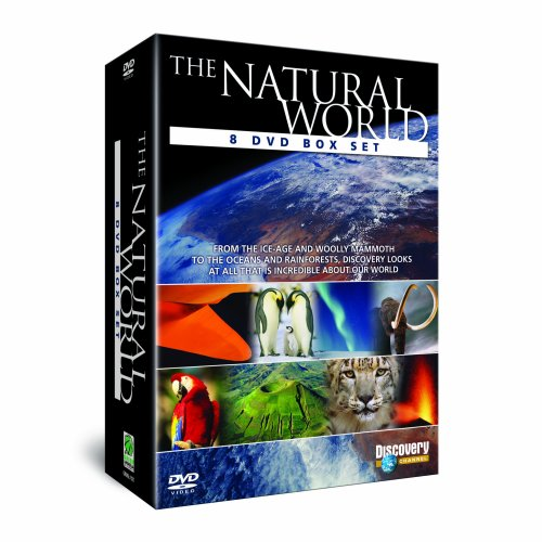 Nature & Science [DVD]
