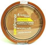 Rimmel Sun Shimmer Bronzing Compact - Medium Shimmer