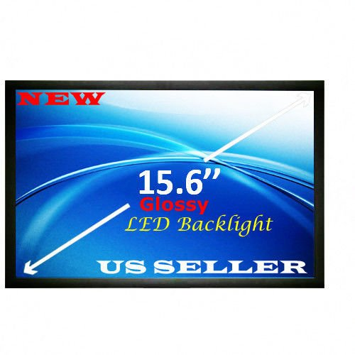 "Asus X54C 15.6"" Glossy New Led Lcd Laptop Screen B156Xtn02.2"