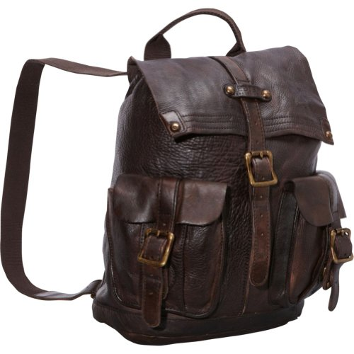 Bed Stu Women's Shiloh Backpack,Brown,One Size