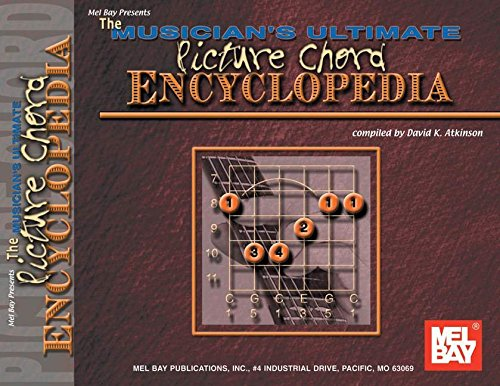 The Musician's Ultimate Picture Chord Encyclopedia