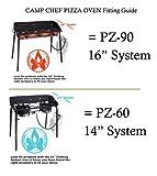 Camp Chef Italia Artisan Pizza Oven Accessory, 16-Inch