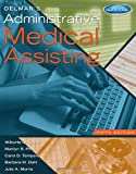 img - for Delmar's Administrative Medical Assisting (with Premium Website Printed Access Card and Medical Office Simulation Software 2.0 CD-ROM) book / textbook / text book