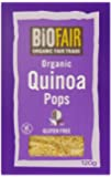 Biofair Organic Quinoa Pops 120g (Pack of 1)