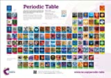 The Royal Society of Chemistry Periodic Table Wallchart: 2012 Edition