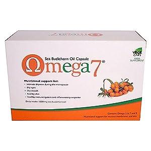 Amazon.com: Pharma Nord Omega 7 (Sea Buckthorne Oil) 150 Vegicapsules