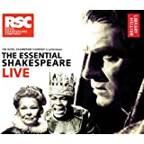 The Essential Shakespeare Live (British Library) (2 CD Set)