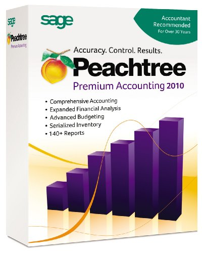 Sage Peachtree Premium Accounting 2010