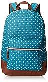 Trailmaker Girls Dots Backpack, Teal, One Size