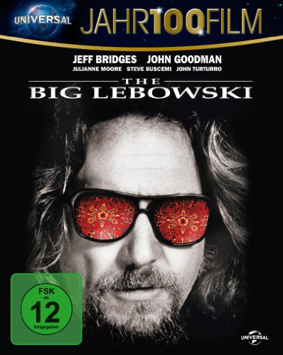 The Big Lebowski - Jahr100Film [Blu-ray]