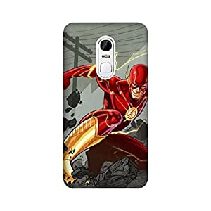 StyleO Lenovo Vibe X3 Designer Printed Case & Covers (Lenovo Vibe X3 Back Cover) - Superhero Flash