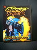 img - for GHOST RIDER Poster Magazine (Vol. 1 #1) book / textbook / text book