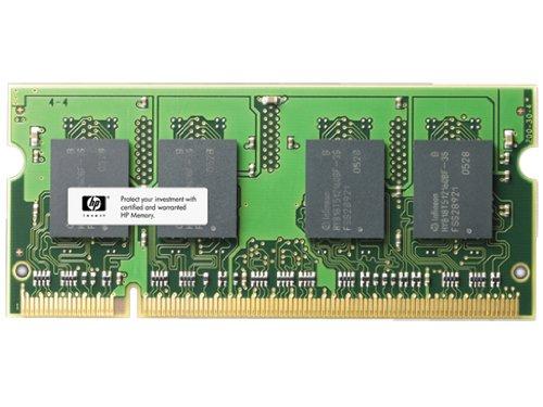 HP B4U39AT Memoria RAM  4GB PC3-12800, DDR3 1600 MHz, SO-DIMM, Verde