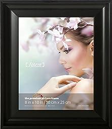 Fotove 8x10 Elegance Picture Photo Frame (8 in x 10 in, Black)