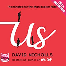 Us (       UNABRIDGED) by David Nicholls Narrated by Justin Salinger