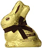 Lindt GOLD BUNNY - Dark Chocolate 3.5 Ounce
